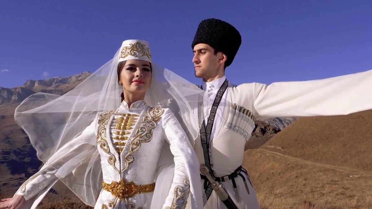 Картинки народ кавказа