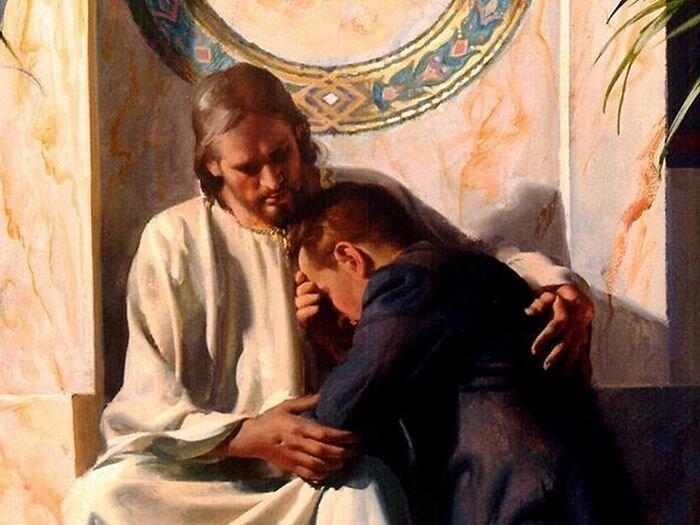 Прощение бога картинки