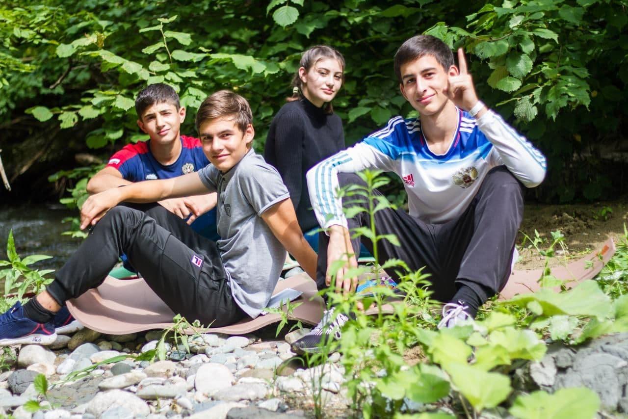 Жители Адыгеи приняли участие в международной экологической акции